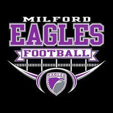 1995 Milford Eagles Honored